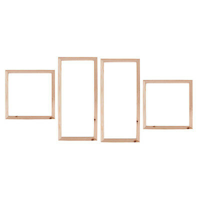 New Wooden Frames Set for Canvas Art /Oil Paintings/Pictures/Canvas Prints