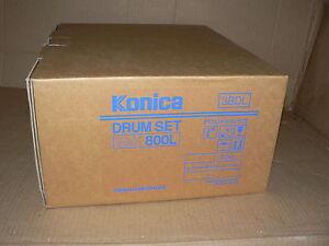 Original Konica Drum Set 3BDL 930-802 für FAX 800L
