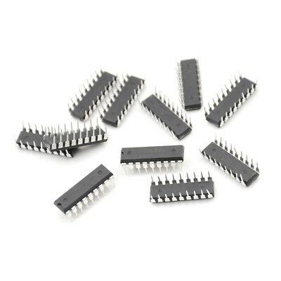 10ST ULN2803A ULN2803 2803 Transistor Array-8 NPN IC DIP-18 UE