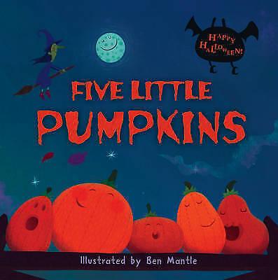 Five Little Pumpkins, , Good Book