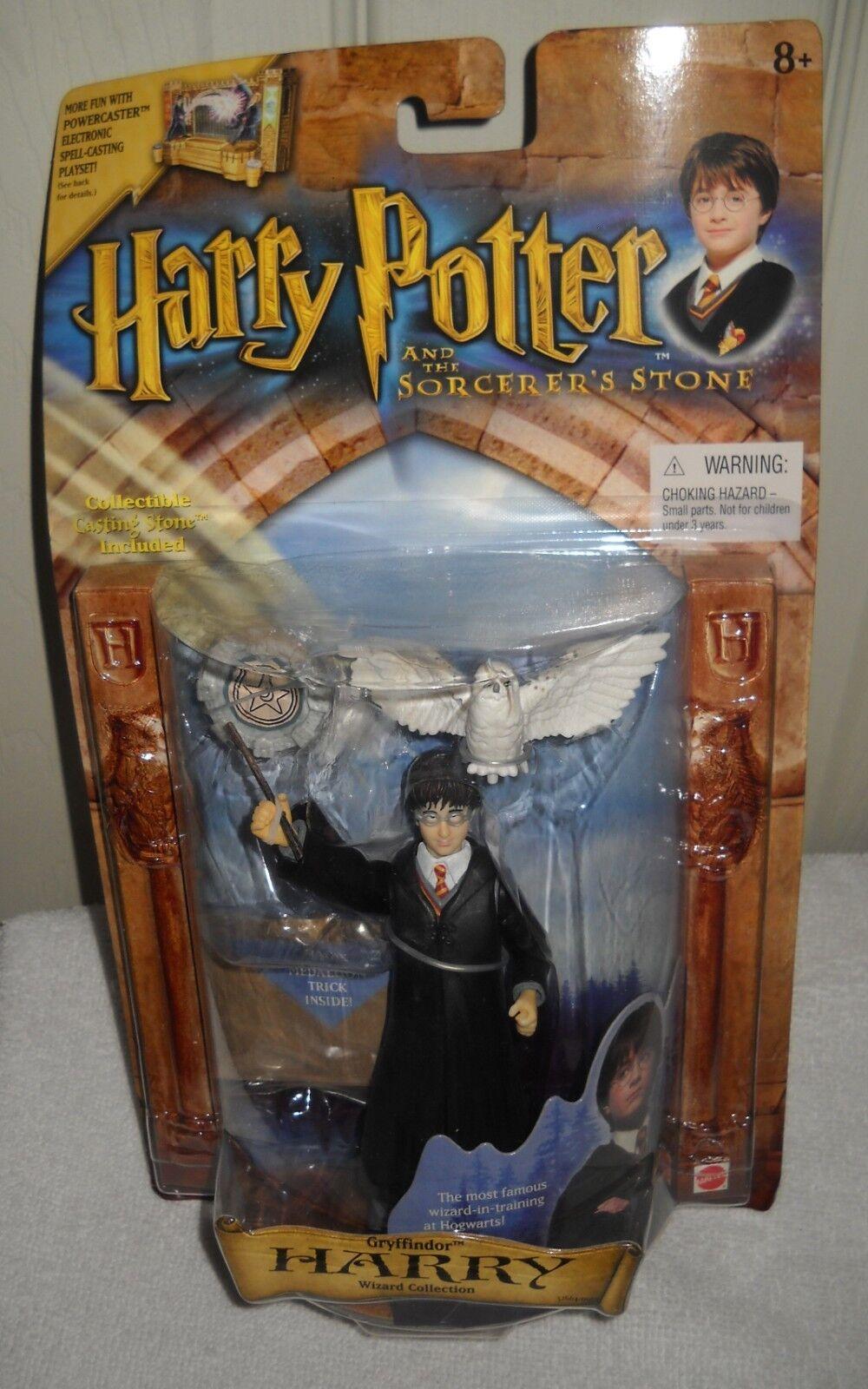 NOC Mattel Harry Potter Gryffindor Harry Wizard Collection Figure