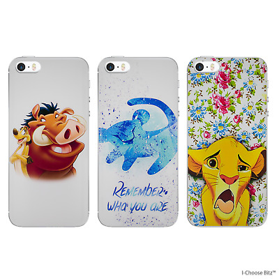 Funda para iPhone 7 Plus y iPhone 8 Plus Oficial de Disney Pumba