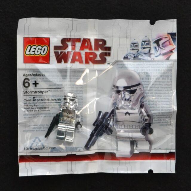 *BRAND NEW* Lego Chrome Stormtrooper 2853590