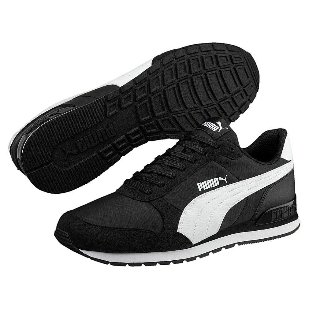 Puma st Runner v2 Nl Zapatillas de Deporte Hombre Negro 365278 01