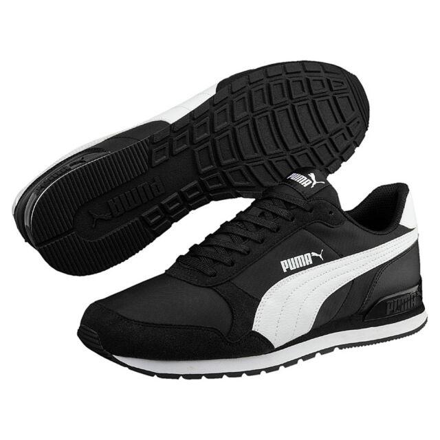 0c9c8da97e2f PUMA Sneaker Men St Runner V2 NL Shoes SNEAKERS Black Fashion Trend ...