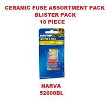 Narva Ceramic Fuse Assortment 52600BL 5