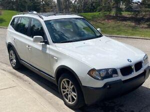 2006 BMW X3 -