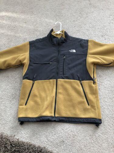 mens north face denali 2 jacket, medium