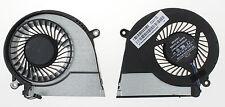 HP PAVILION 15 SERIES LAPTOP CPU COOLING FAN DFS501105PR0T 724870-001 B139