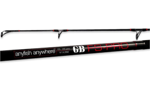 Anyfish Anywhere GB FS Pro Fixed Spool Beach Fishing Rod