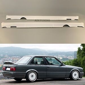 BMW-E30-M-Tech-2-M-Technik-Style-Side-Skirt-Set-Coupe-Sedan-Touring-Cabrio