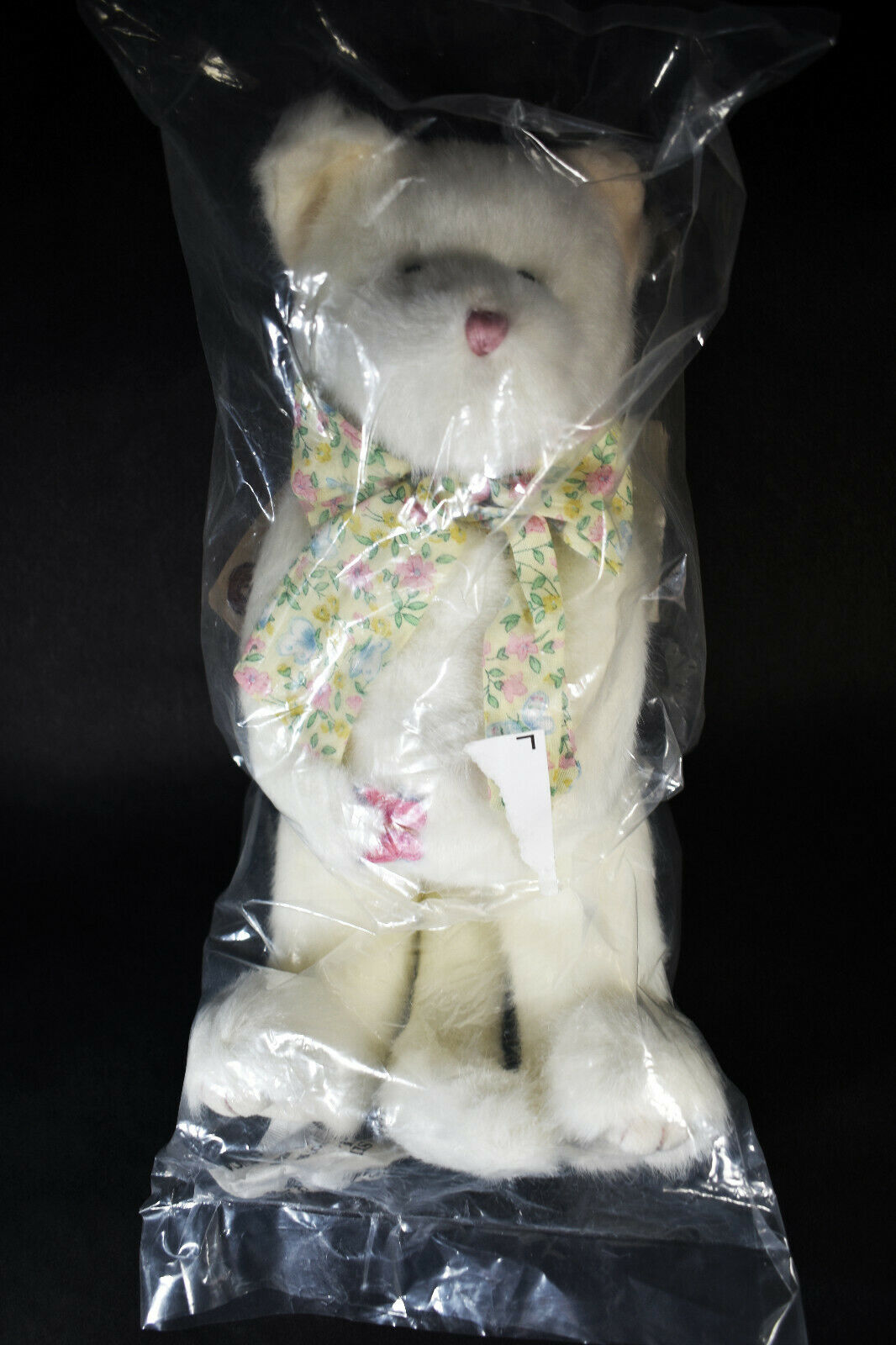 New Boyds Bears Cat Flutterby Mcwhiskers Butterfly QVC Sealed #93678V Rare