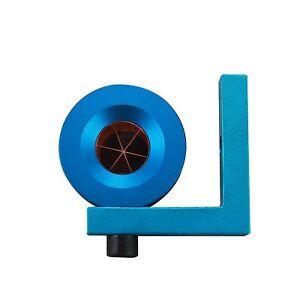 NEW  LETER  L  bar  Prism, total station mini prism 90 degrees prism
