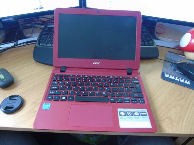 Acer Aspire ES 11 11.6 inch (32GB, Intel Celeron N3350, 1.1 GHz, 2GB) Notebook -