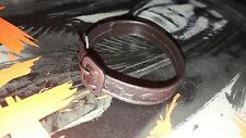 1/6 Hot Toys The Lone Ranger Tonto MMS217 Leather-Like Black Belt *US Seller*