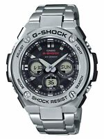 Casio G-Steel Men's GSTS310D-1A Tough Solar Ana-Digi