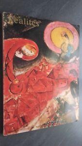 Revista Dibujada Realidades N º 203 Diciembre 1962 Buen Estado