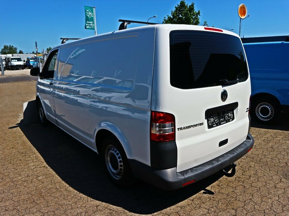 VW Transporter 2,0 TDi 114 Kassev. lang BMT Diesel modelår