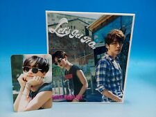 CD+DVD+Photo Card SUPER JUNIOR D&E Let's Get It On Donghae Eunhyuk
