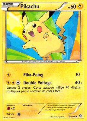 60//149 N/&B:Frontieres Franchies Carte Pokemon Neuve Française Groret
