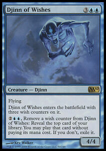 Djinn-aux-souhaits-FOIL-Djinn-of-Wishes-VO-MTG-Magic-NM