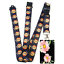 Beautiful-FLOWERS-Standard-size-ID-badge-holder-and-lanyard-neck-strap-gift thumbnail 52