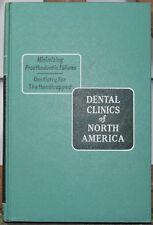 Saunders DENTAL CLINICS OF NORTH AMERICA July '60 PROSTHODONTICS HANDICAPPED