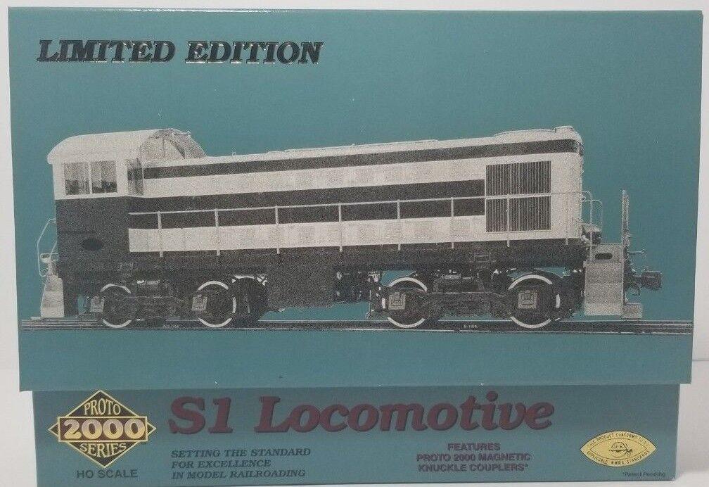 Lifelike Proto 2000 Series S1 HO 23720 B&O  255