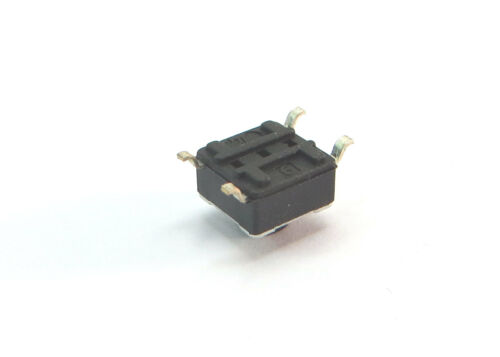 cod 10503 5 pulsadores SMD tactil switch 4 pin 6 x 6 x 5 mm