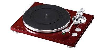 TEAC TN-300 Turntable/cartridge/dustcover/preamp & USB out TN300-cherry 100-240v