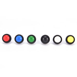 Mini-12mm-Waterproof-Momentary-PBS-33B-ON-OFF-Push-Button-Round-Switch-NM-Y