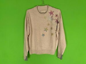 Zadig-amp-Voltaire-Gaby-Star-Cashmere-Sweater-XS