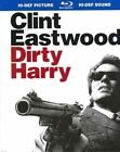 Dirty Harry 0085391115243 With Clint Eastwood Blu-ray Region a