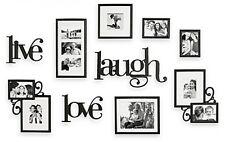 Nielsen Bainbridge 2 Piece Live Love Laugh Collage Picture Frame Set