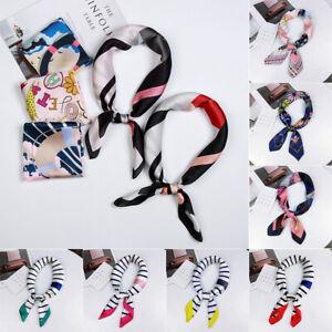 petit-carre-foulards-imprimes-impression-de-satin-de-soie-attache-cheveux-band