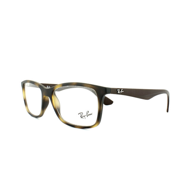 17bea13fcbb Ray Ban Eyeglasses Rx7047 5573 RB 7047 54mm Tortoise for sale online ...