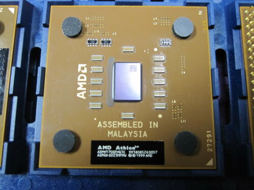 Socket 462 AMD Mobile Athlon XP-M 1700 AXMH1700FHQ3C Socket A Processor