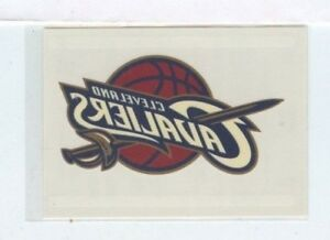 Details about 2003 04 Topps Bazooka Tattoos #9 Cleveland Cavaliers