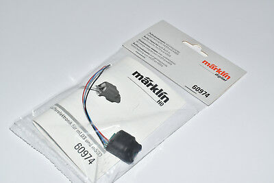 mSD3 Neu in OVP Märklin 60974 Pufferkondensator Power Pack für mLD3
