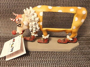 Cow-Parade-You-Can-039-t-Have-a-Parade-Without-a-Clown-Picture-Frame-7210