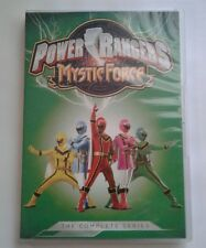 Power Rangers: Mystic Force The Complete Series DVD