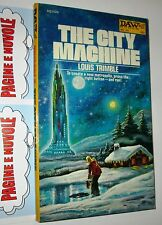 trimble - THE CITY MACHINE - daw books - sf in inglese (6°)