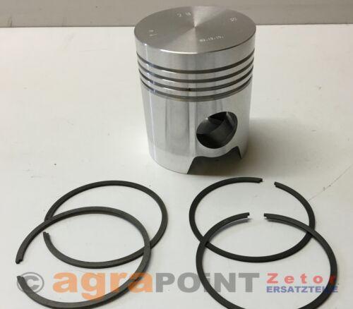 Pistón con anillos de pistón-agrozet übermaßkolben 90,5 tz-4k14 tz4k14 tz01010 nuevo