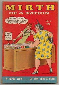 Mirth-Of-A-Nation-2-Harry-A-Chesler-Publications-Gag-Cartoons-WW2-Era