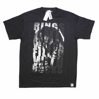 Biggie Smalls Invisible Bully York Shirt rocks Tee  Black Mens T Shirt