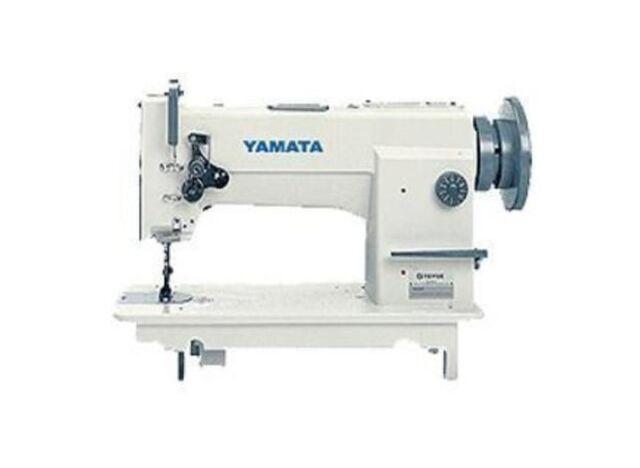 Yamata Fy5618 Needle Feed Walking Foot Upholstery Sewing Machine