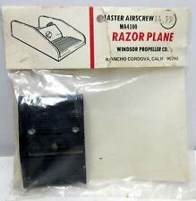 MASTER AIRSCREW MASA4101 RAZOR PLANE REPLACEMENT BLADES 3//pk