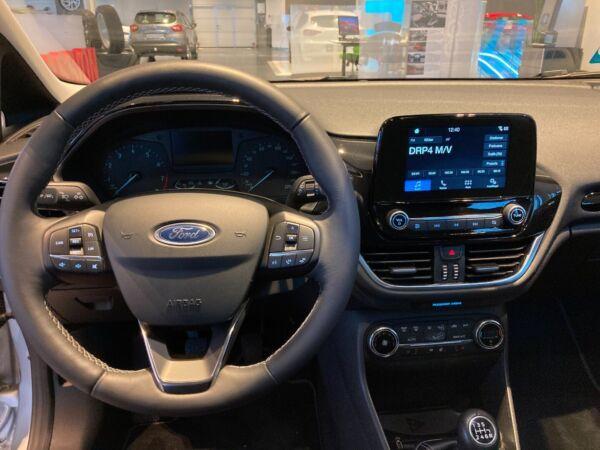 Ford Fiesta 1,0 EcoBoost Titanium billede 7