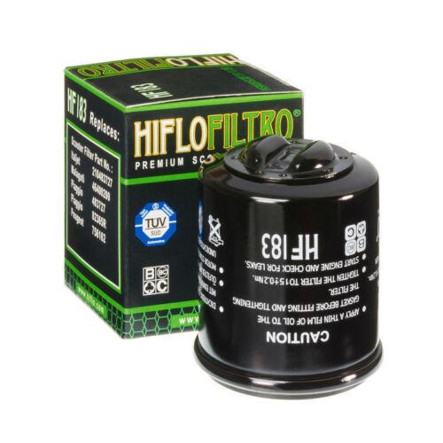 NRL i.e.2011-13 Hiflo Oil Filter HF183 Piaggio 125 MP3 Yourban ERL