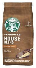 Starbucks House Blend Gemahlener Röstkaffee Medium 6x 200g MHD 18/06/2021